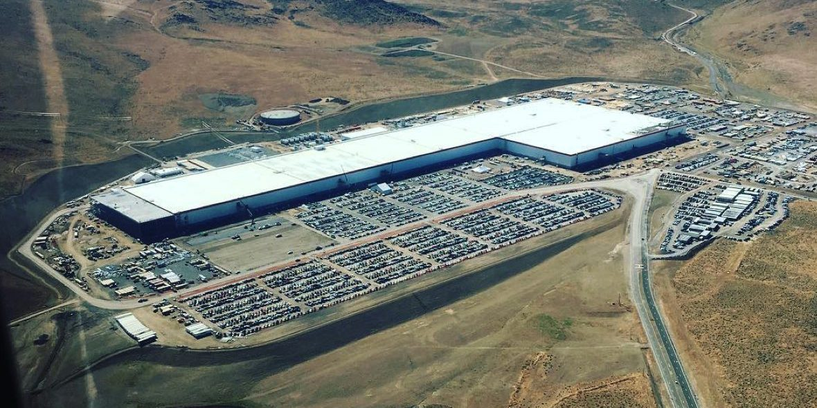Compare Daily Satellite Images Of Tesla Production Locations